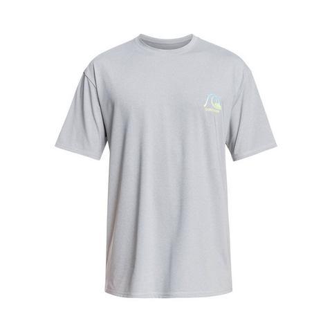 NU 20% KORTING: Quiksilver functioneel shirt Heritage Heather