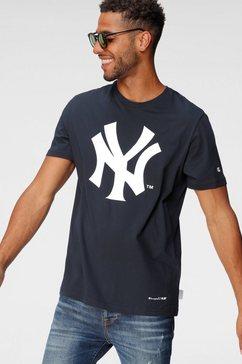 champion t-shirt »t t-shirt« blauw