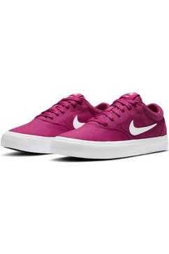 nike sb sneakers »charge canvas skate« roze