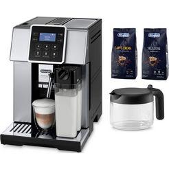 de'longhi »esam 428.80.sb perfecta evo« volautomatisch koffiezetapparaat zilver