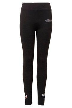 adidas originals legging »adicolor« zwart