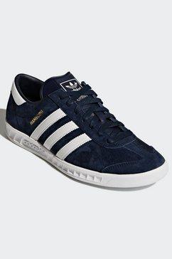 adidas originals sneakers hamburg blauw