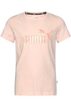puma t-shirt roze