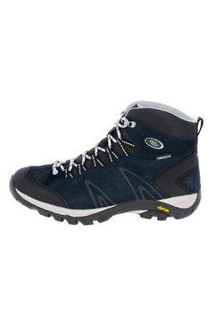 bruetting wandelschoenen hoge trekkingschoenen mount bona high blauw
