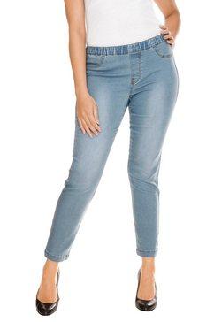 linea tesini by heine legging in jeans-look blauw