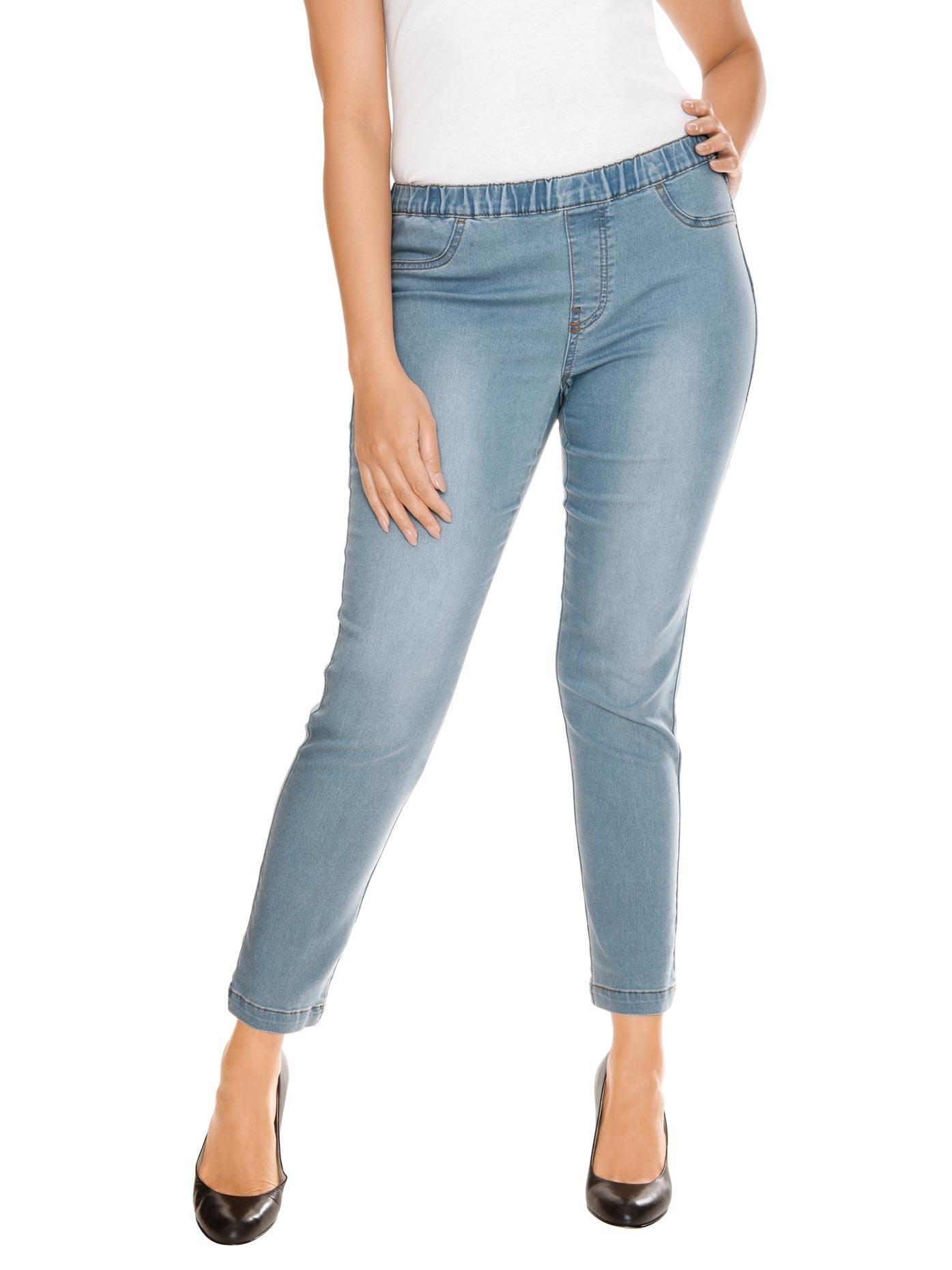 LINEA TESINI by Heine legging in jeans-look bestellen: 30 dagen bedenktijd