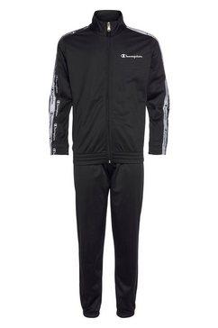 champion trainingspak full zip suit (set, 2-delig) zwart