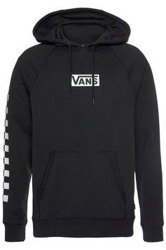 vans hoodie versa standard hoodie zwart