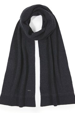 strellson gebreide sjaal grijs