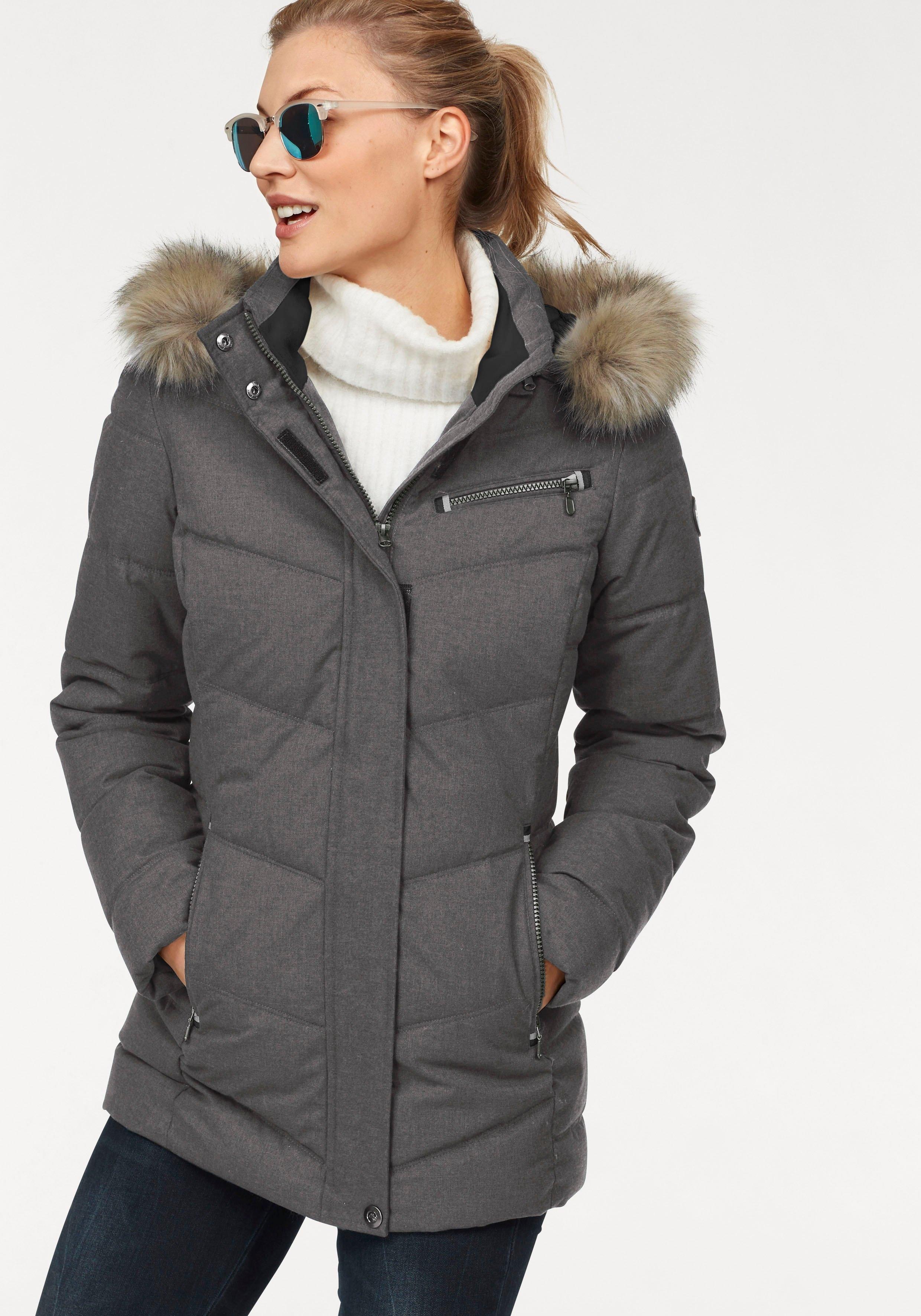 Polarino gewatteerde jas nu online bestellen