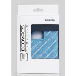 ecovacs reinigingsdoekje d-cc3h (3 stuks) blauw