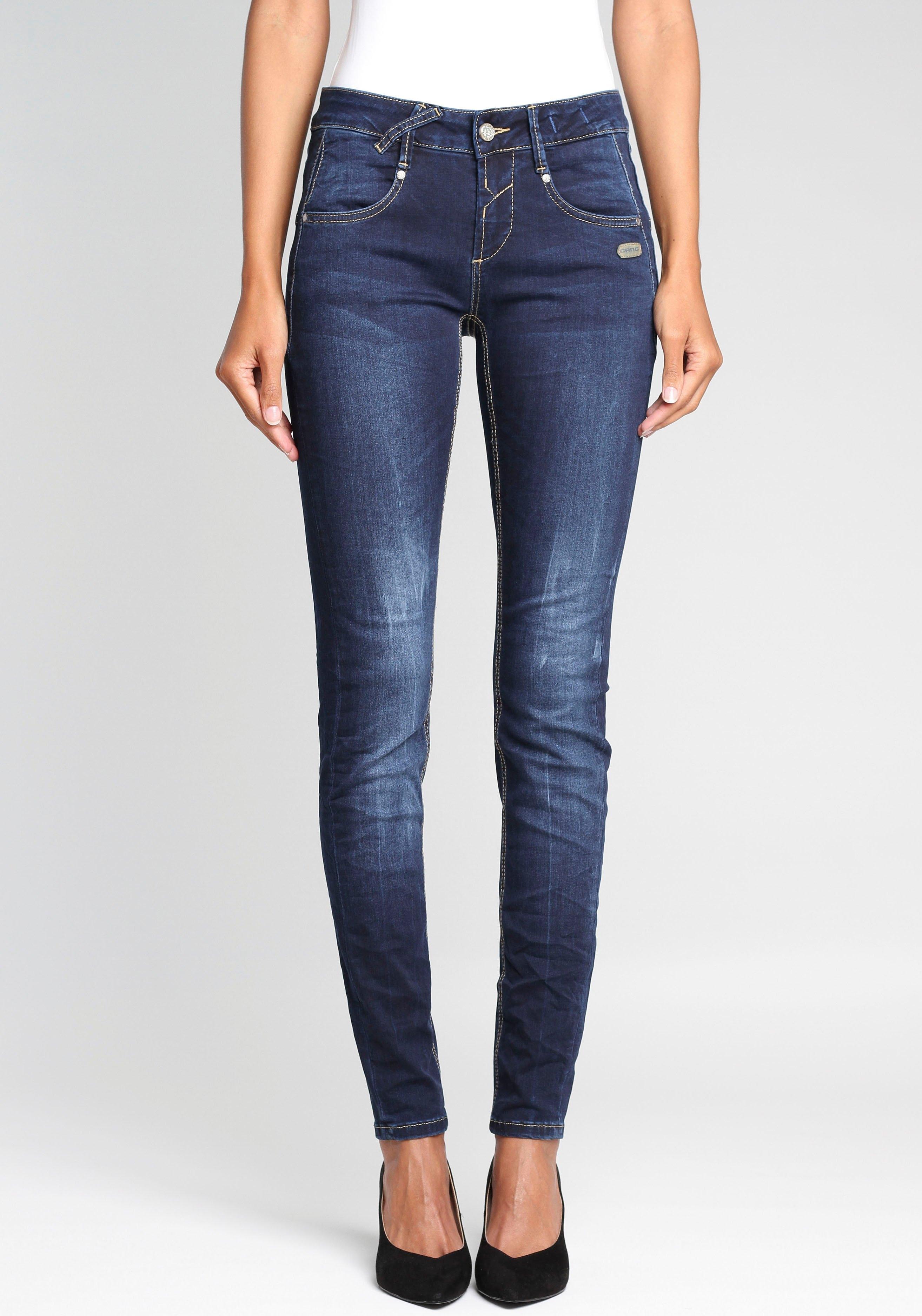 GANG skinny fit jeans »Nele« nu online bestellen