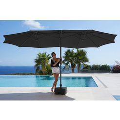 garten gut »fuerteventura« parasol grijs