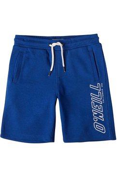 o'neill sweatshort »lb all year round jog shorts« blauw