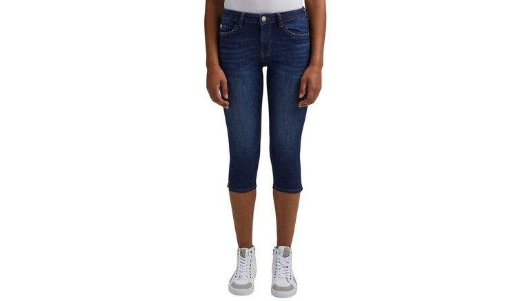 edc by Esprit 3/4 jeans met splitjes opzij