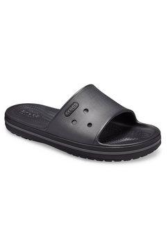 crocs badslippers »crocband 3 slide« zwart