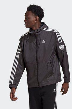 adidas originals windbreaker »3d windbreaker« zwart