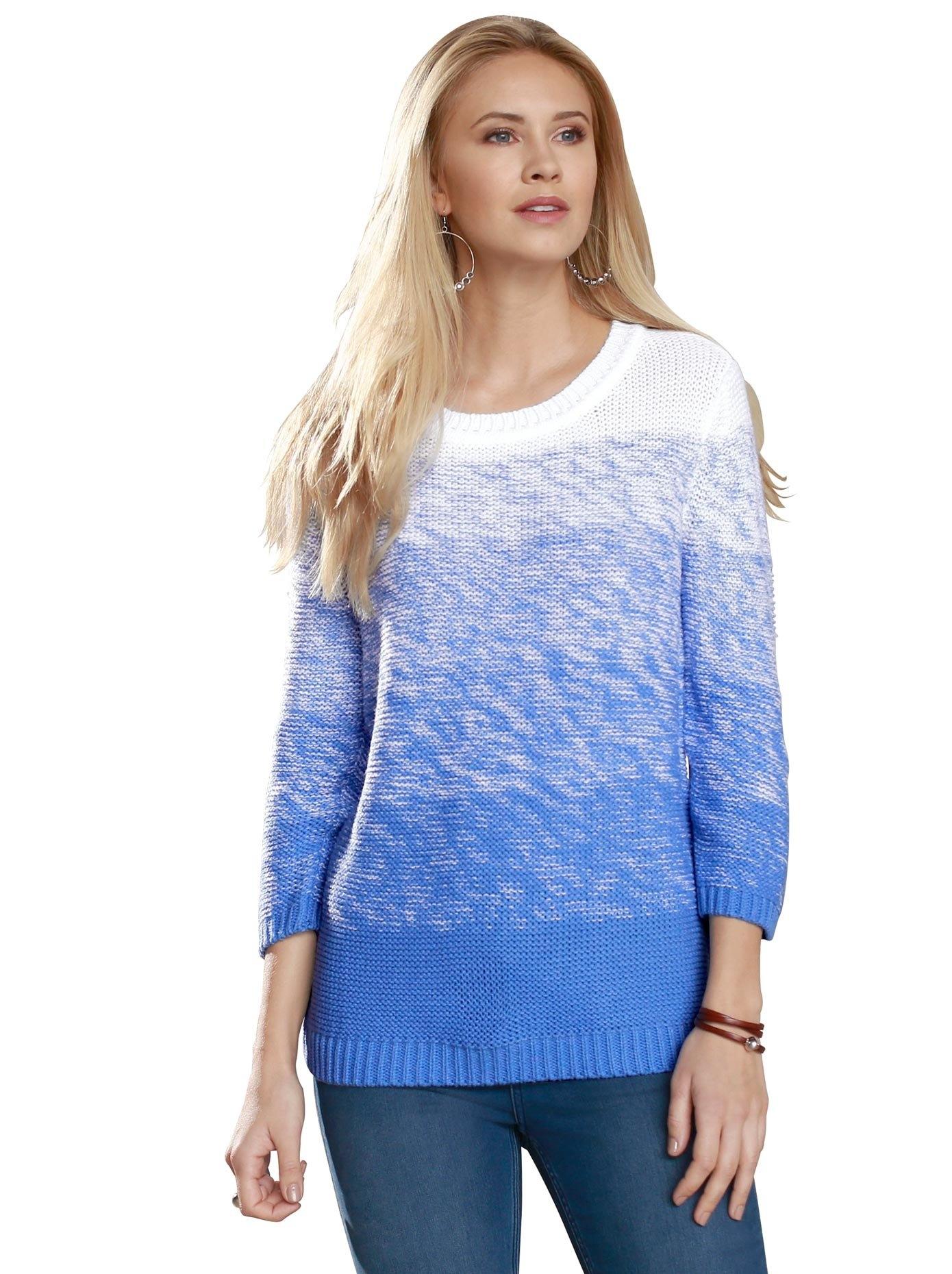 Classic Basics trui in prachtig kleurverloop goedkoop op otto.nl kopen
