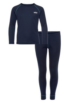 scout thermo-onderhemd ski-ondermodeset (set, 2 stuks, met thermo-onderbroek) blauw