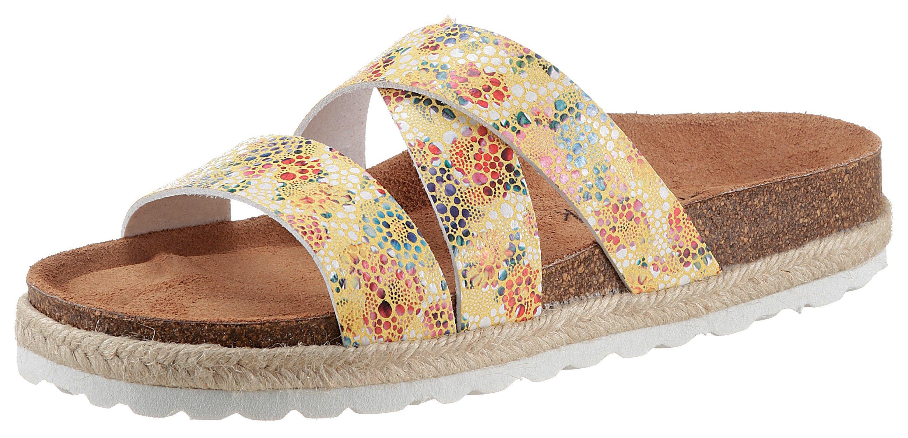 Op zoek naar een CITY WALK slippers met veelkleurige print? Koop online bij OTTO