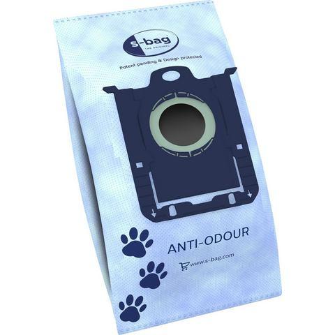 AEG stofzuigerzakken s-bag Anti Odour 4 stuks GR203s