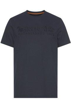 timberland t-shirt blauw