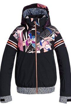 roxy snowboardjack »pop snow meridian« zwart