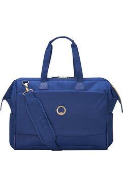 delsey reistas »montrouge reporter, blue« blauw