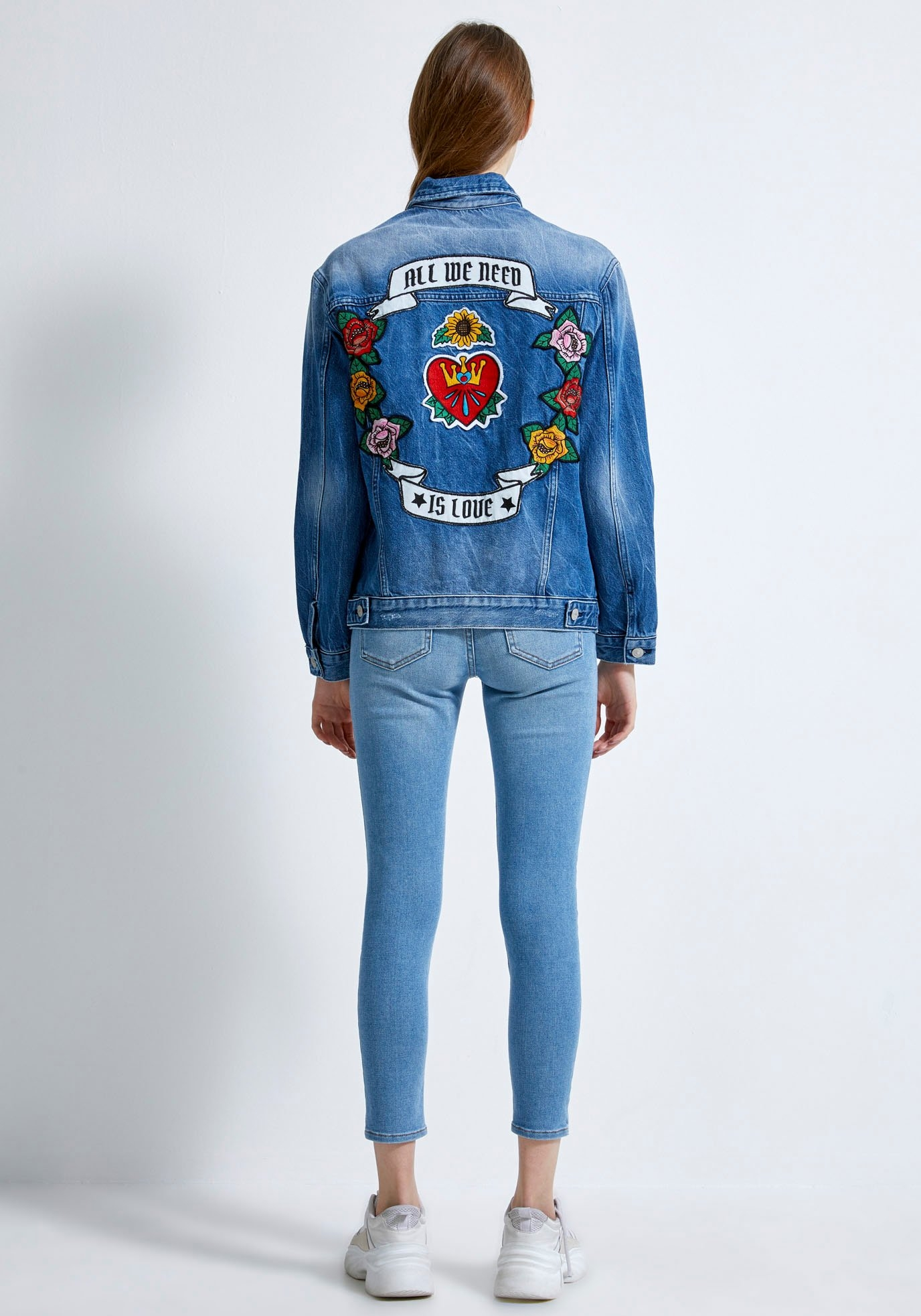 LTB jeansjack »Odera« voordelig en veilig online kopen