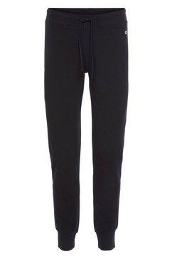 champion joggingbroek »rib cuff pants« zwart