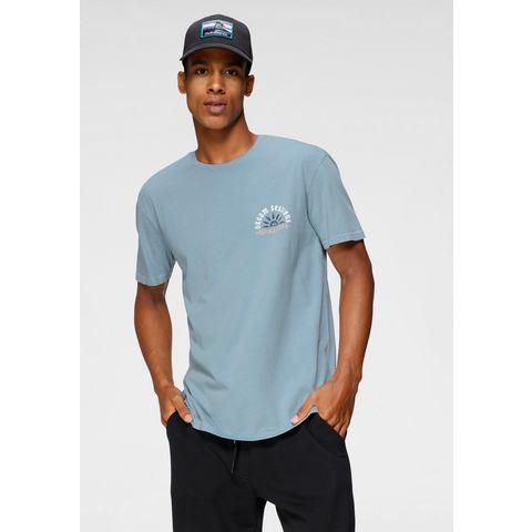 Quiksilver T-shirt BLUE HEAVEN DREAM SESSIONS