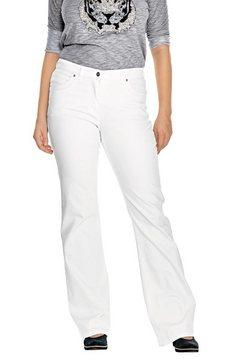 ashley brooke by heine bootcut jeans wit
