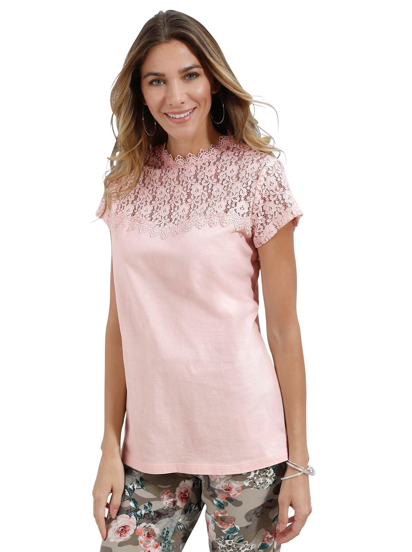 Op zoek naar een Classic Basics Kanten shirt? Koop online bij OTTO