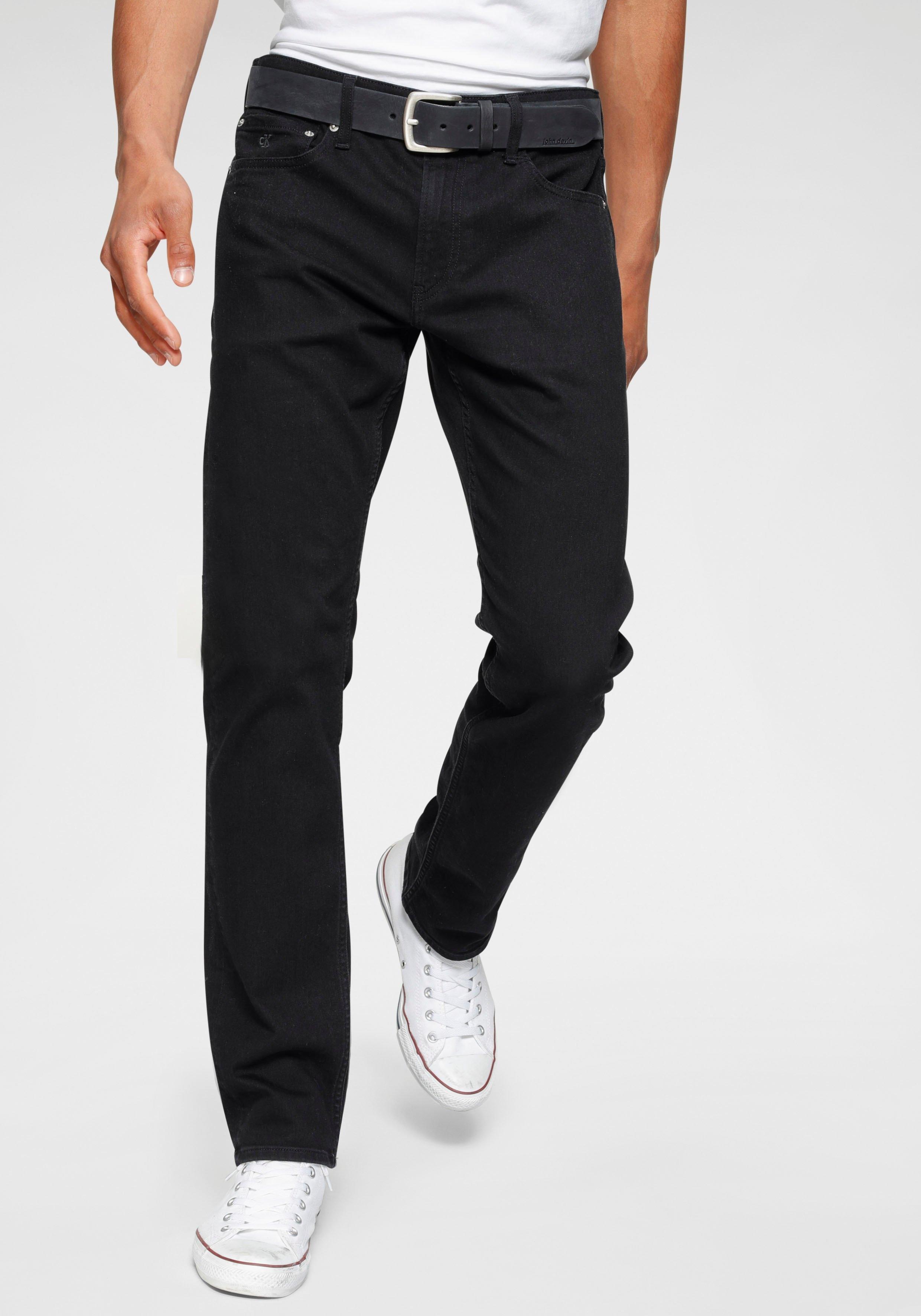 Op zoek naar een Calvin Klein slim fit jeans »CKJ 026 SLIM«? Koop online bij OTTO