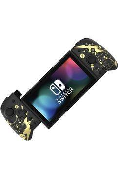 hori controller split pad pro - pikachu black  gold edition zwart