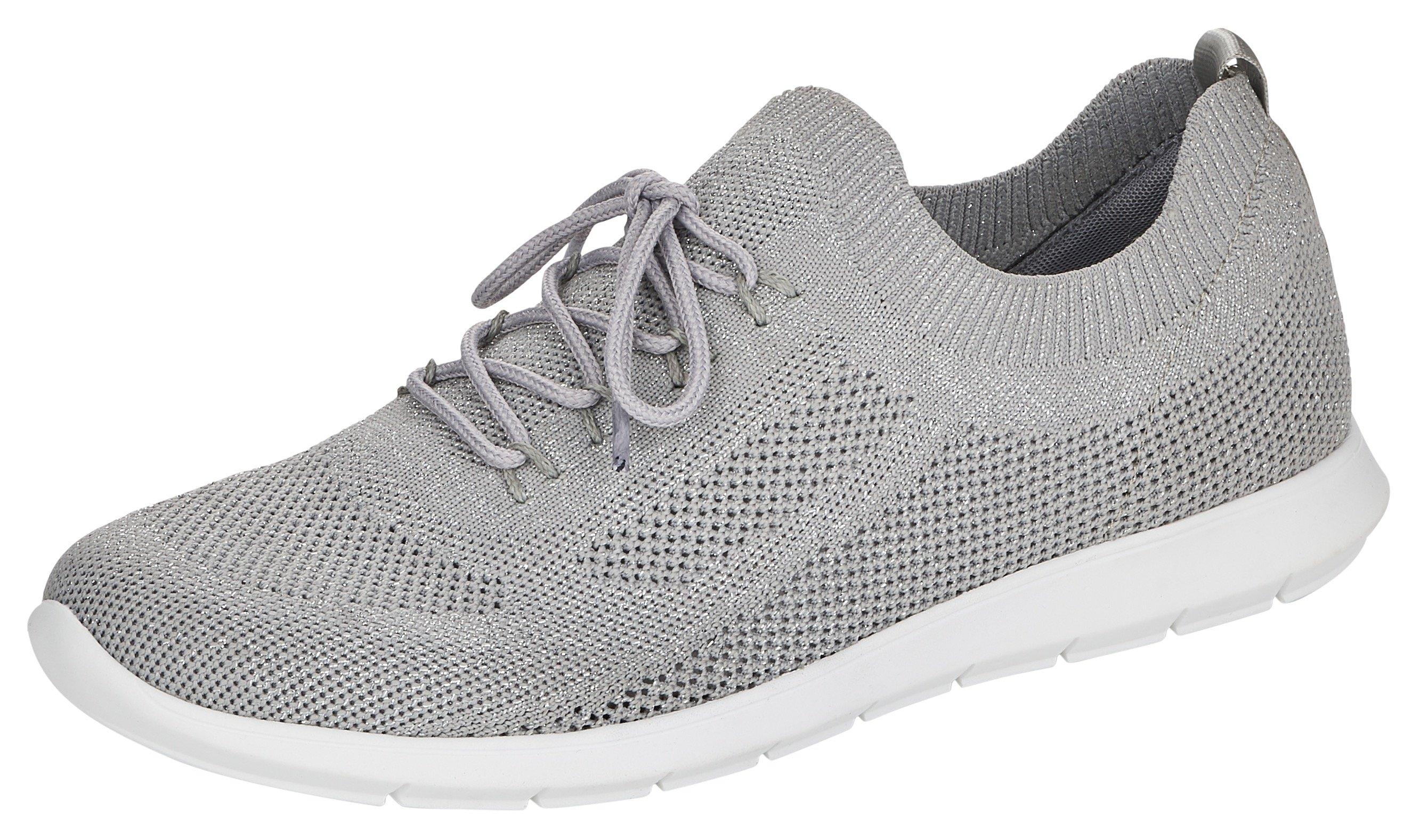 Remonte slip-on sneakers met op sokken lijkende schacht nu online kopen bij OTTO