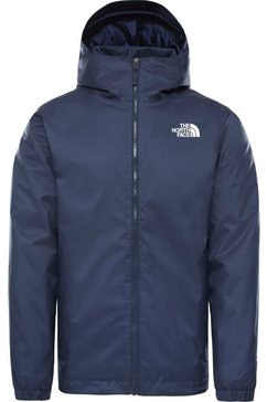 the north face functioneel jack »quest insulated« blauw