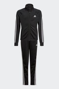 adidas performance trainingspak »3-streifen team primegreen« zwart