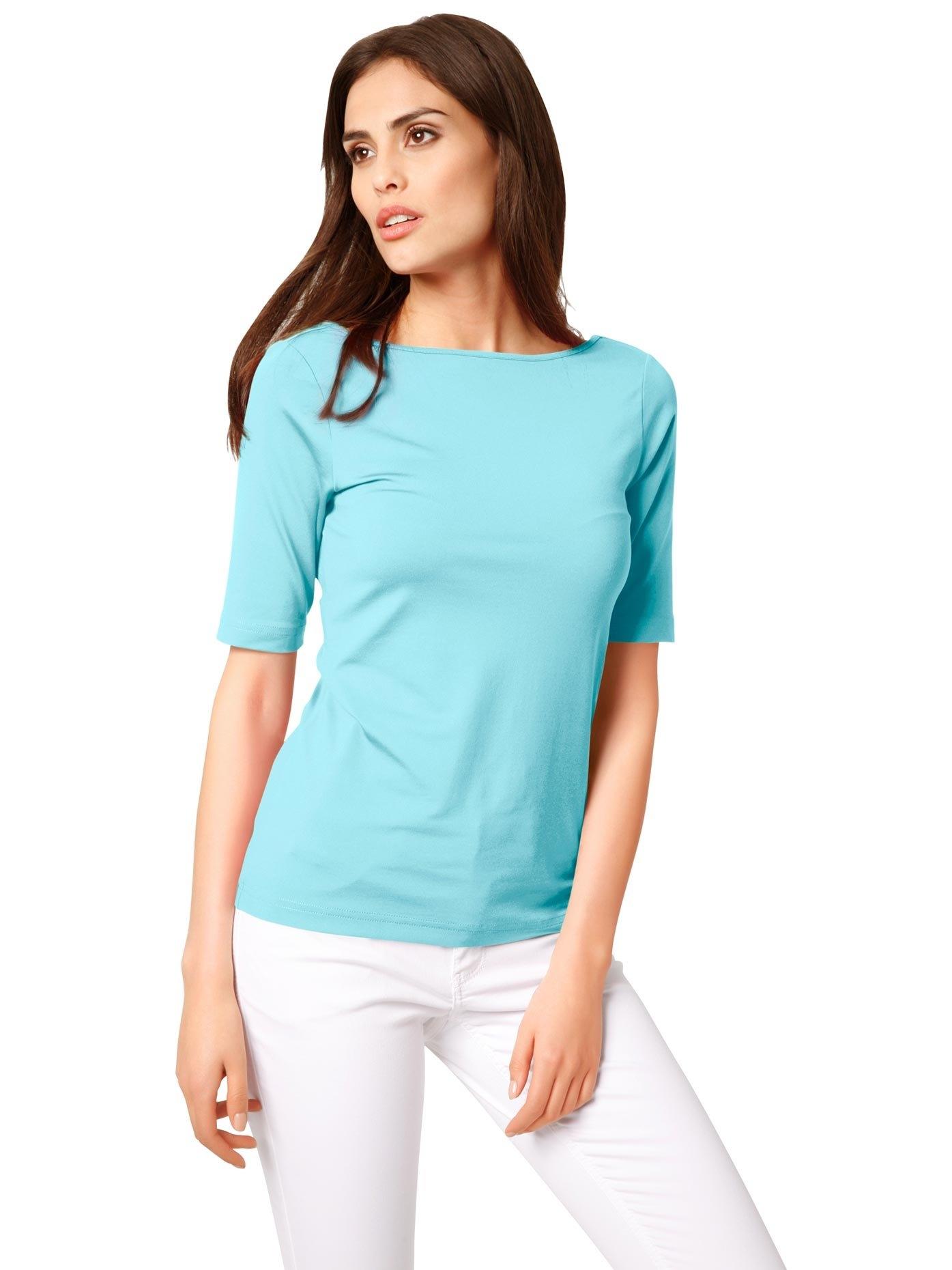 LINEA TESINI by Heine shirt met korte mouwen nu online bestellen