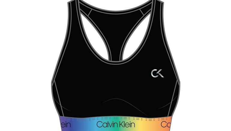 Calvin Klein Performance sportbustier WO – Medium Support Sports Bra met bandjes voor gemiddelde belasting