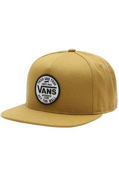 vans baseballcap logo pack snapback bruin