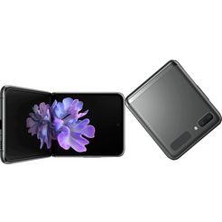 samsung smartphone galaxy z flip 5g 3 jaar garantie grijs