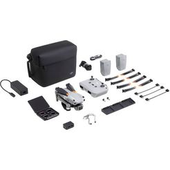 dji drone air 2s fly more combo grijs