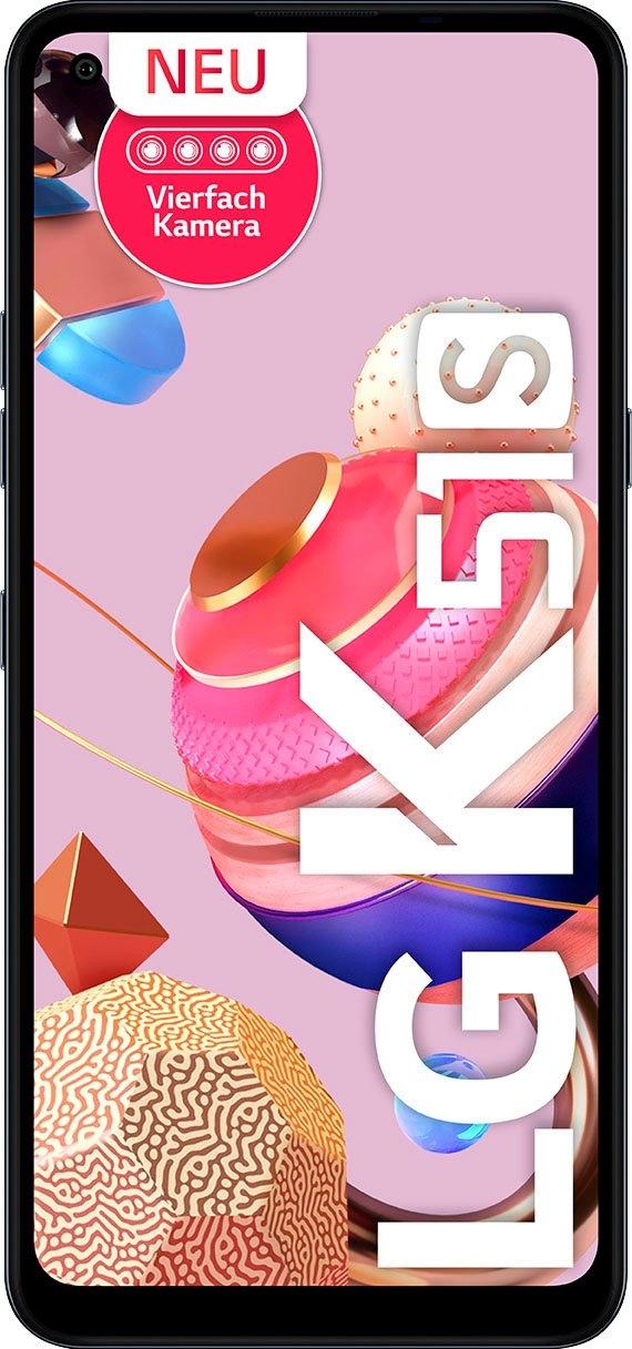 LG »K51s« smartphone in de webshop van OTTO kopen