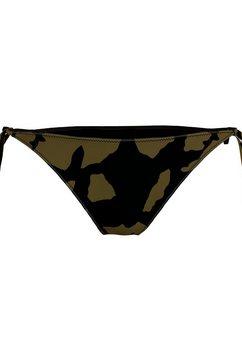 calvin klein bikinibroekje opzij te strikken groen
