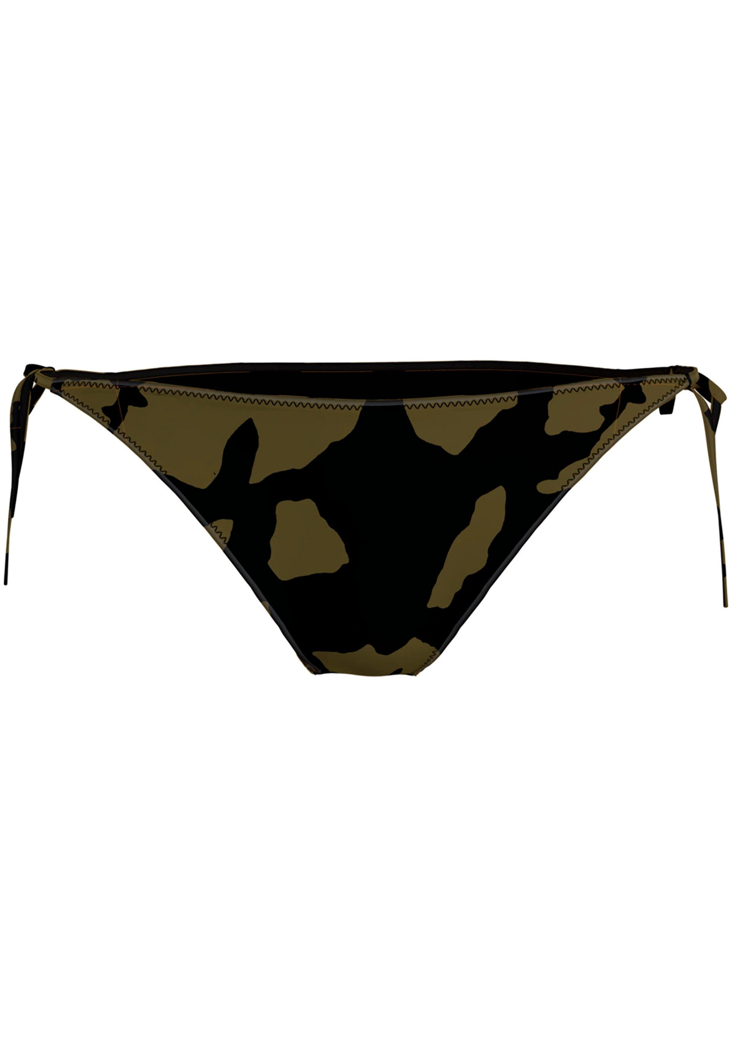 Calvin Klein bikinibroekje opzij te strikken - gratis ruilen op otto.nl