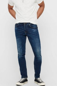 only  sons regular fit jeans »weft« blauw