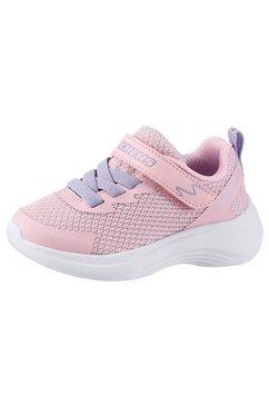 skechers kids sneakers selectors met elastiek zonder sluiting roze