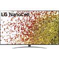 "lg lcd-led-tv 75nano889pb, 189 cm - 75 "", 4k ultra hd, smart-tv, nanocell zwart"