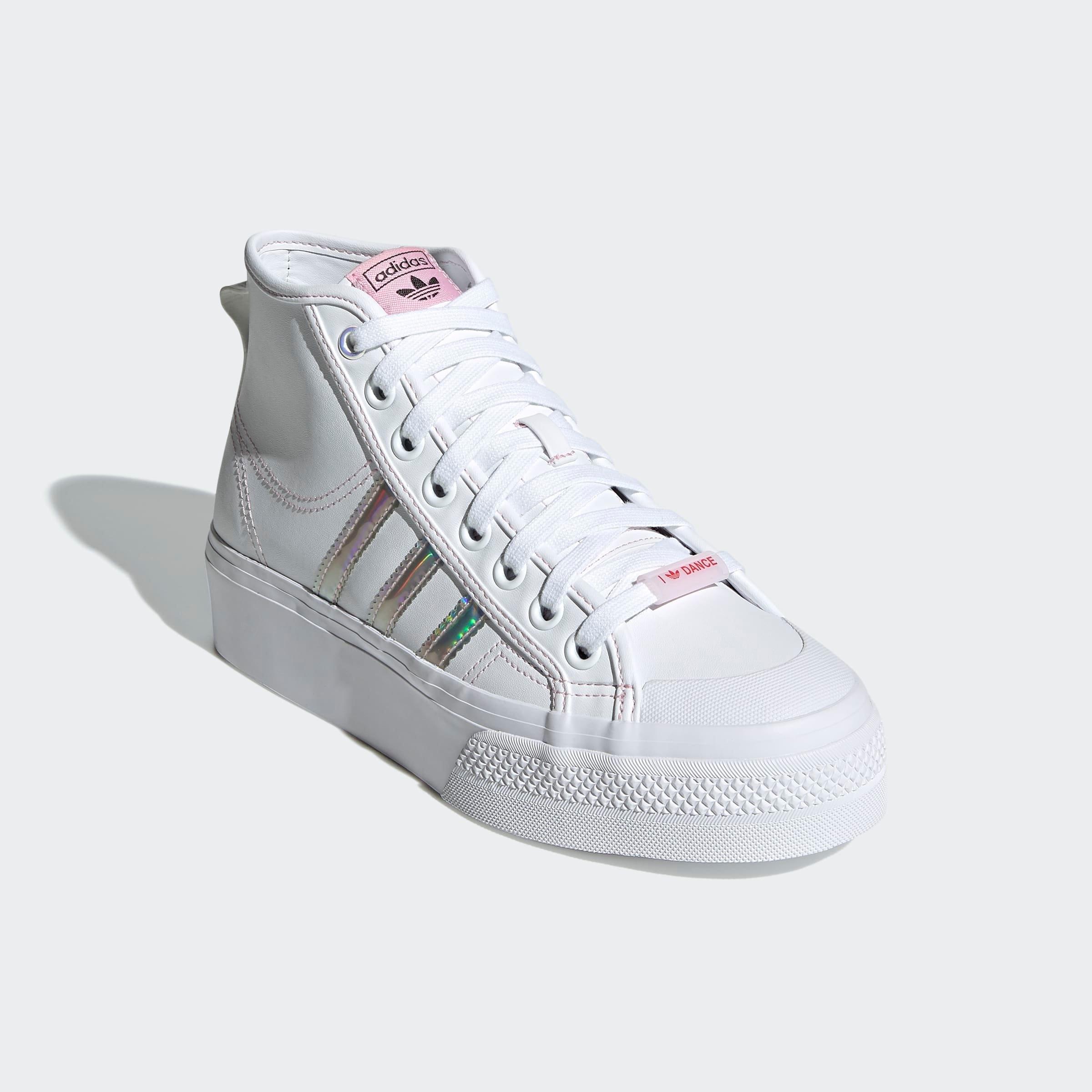 adidas Originals sneakers »NIZZA PLATFORM MID« goedkoop op otto.nl kopen